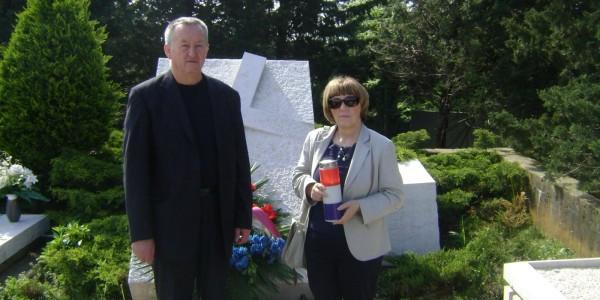 Ivica Blažević, Nadica Barešić
