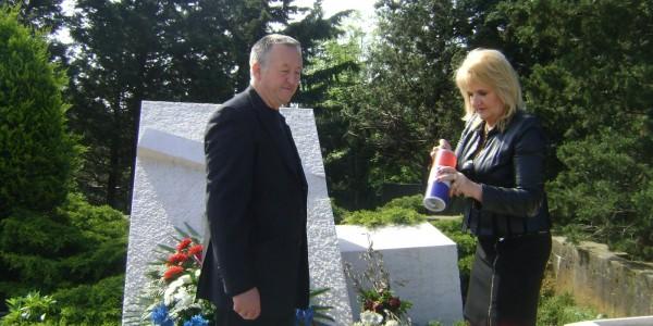 Ivica Blažević, Radmila Belobrajić Čahut