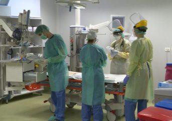 Vlada: Isplatit će se razlika uvećanja plaće za prekovremeni rad u zdravstvu